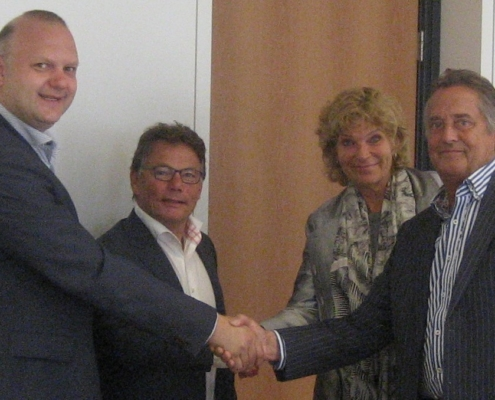 Overname CAAP door Ropa Group