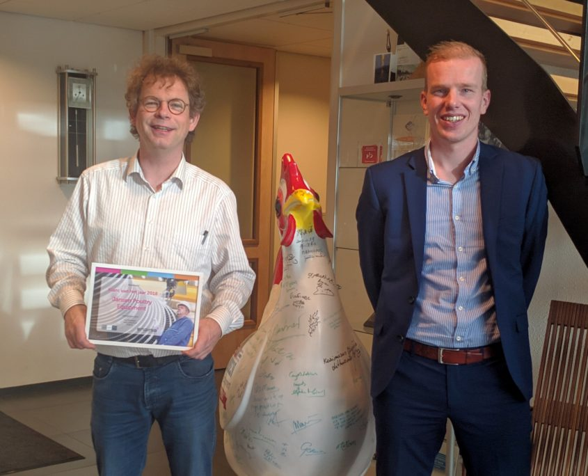 Foto nominatie Jansen Poultry Equipment